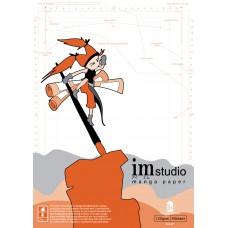 Eiem Manga Paper B4 (manuscript)